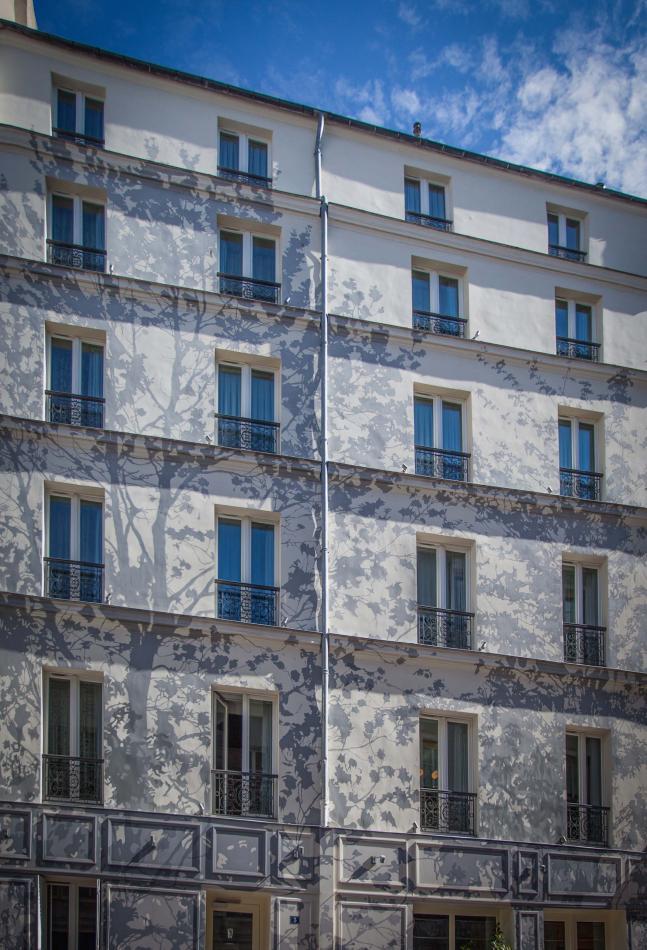 Apostrophe Hotel - Building