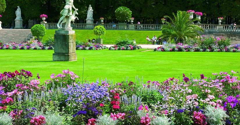 Apostrophe Hôtel - jardin du luxembourg