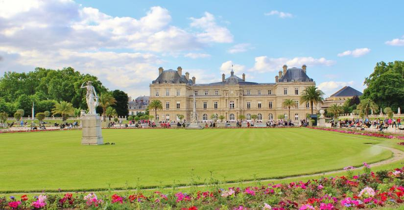 Apostrophe Hotel - Luxembourg gardens